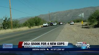 Arizona receives DOJ grant for community policing officers - Video