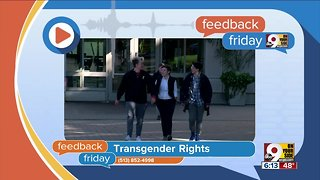 Feedback Friday: Trans rights, teen drivers and breaking news - Video