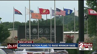 Cherokee Nation plans to raise minimum wage