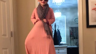 Little Girls Pretend To Be One Adult