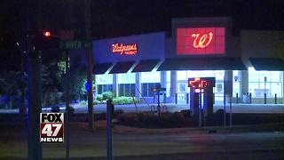 Meridian Township Police investigating Walgreens burglary - Video