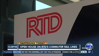 RTD's G line waiting for green light - Video