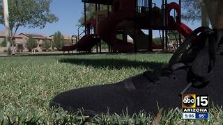 Laveen residents fed up with vandalism at neighborhood park - Video