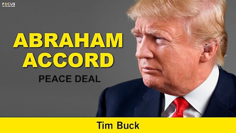 Abraham Accord Peace Deal