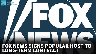 Fox News Signs Eric Bolling To Long-Term Contract - Video