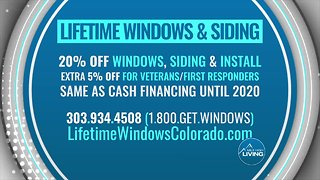Lifetime Windows: Learn about Lifetime's Unbeatable Prices.