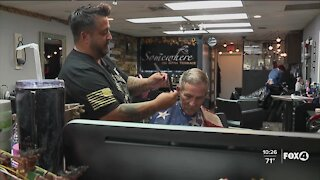 Cape Coral business owner raises awareness ahead of Veterans Day