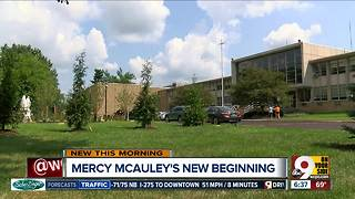 Mercy McAuley's new beginning