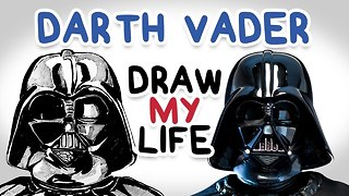 Darth Vader || Rogue One: A Star Wars Story || Draw My Life - Video