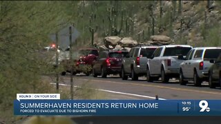 Bighorn Fire grows to 119,020 acres, 75% contained