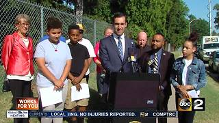 Calls for school bus safety audit nearly one year after SW Baltimore crash - Video
