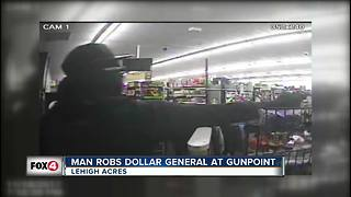 Armed Suspect Robs Lehigh Store - Video