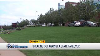 East Cleveland schools fighting state takeover