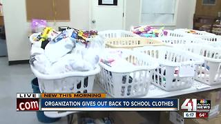 City Union Mission to give free back-to-school outfits to low-income families