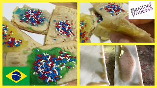 Brazil Nut Butter Pop Tarts - Video
