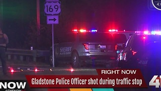 Gladstone officer expected to make full recovery - Video