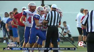 HIGHLIGHTS: Roncalli 38, Scecina 7 - Video