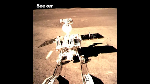 """China's Historic """"Soft"""" Landing on the Far Side of the Moon"""