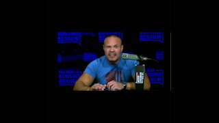 Dan Bongino Gets Bleeped On His Own Show!