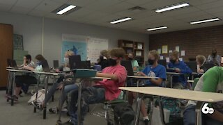 Idaho State Board of Education amends risk categories