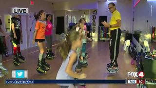 Gulf Coast Fitness Center offers summer camp for kids - Video