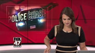 State police cutting Detroit high-speed chases - Video