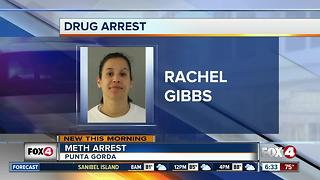 Punta Gorda woman arrested on drug charges - Video