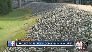 Massive flood control project finally approved in KCK