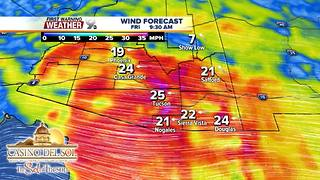 First Warning Weather Friday July 6, 2018 - Video