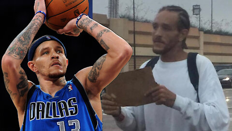 Delonte West: How The One Time Baller Ended Up Homeless & What The NBA Is Trying To Do To Help Him