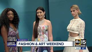 Fashion event to shut down Central Avenue in March - Video