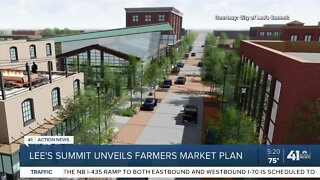 Lee's Summit unveils farmers market plan
