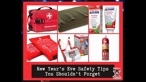 New Year's Eve Safety Tips You Shouldn't Forget