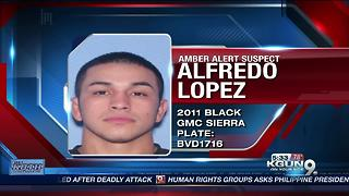 AMBER ALERT: one-month-old abducted in Yuma - Video