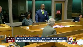 Grand jury indicts clerk of courts employee accused of leaking information - Video