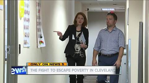 New Census Bureau numbers show Cleveland poverty levels on the rise
