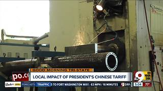 New tariffs impact Tri-State businesses, big and small