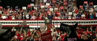 Trump seeks new location for Republican National Convention