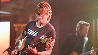 Keith Urban Holds Drive-In Concert For Healthcare Workers
