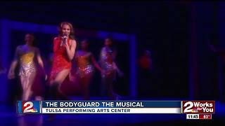 The Bodyguard The Musical at Tulsa PAC - Video