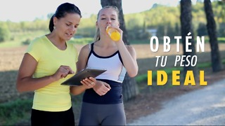 Obtén tu peso ideal. - Video