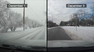 Shaker Heights snowplow drivers ask residents for patience