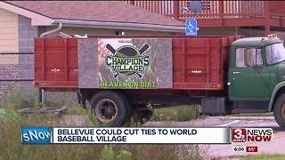 City of Bellevue could cut ties to World Baseball Village on Monday - Video