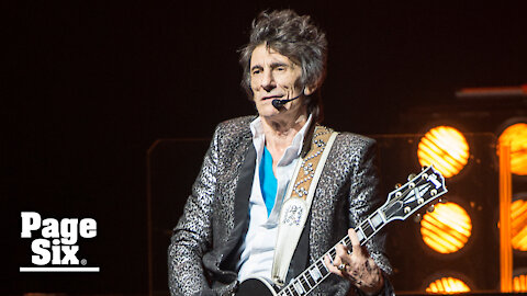 Rolling Stones star Ronnie Wood reveals he had secret second battle with cancer
