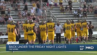 High school football kicks off in Southwest Florida