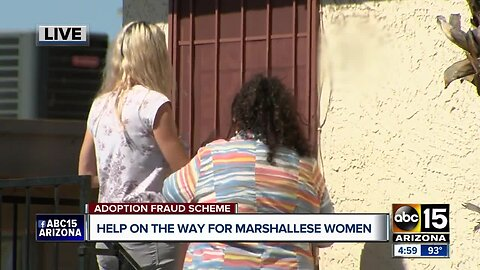 Help on the way for Marsallese women, from multiple agencies