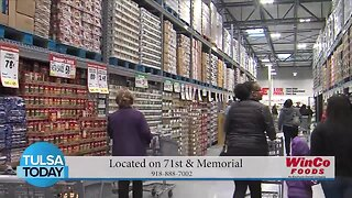 Tulsa Today: WinCo Foods - Store Opening