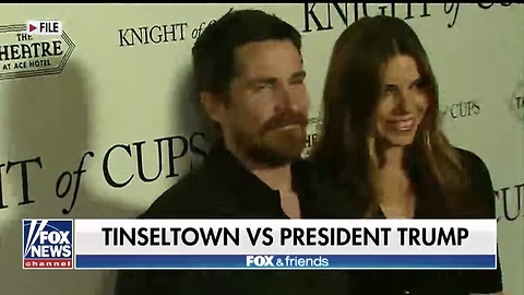 Christian Bale Wants Americans To Know He's Not On Trump Train