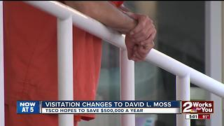 New jail visitation measures at David L. Moss - Video