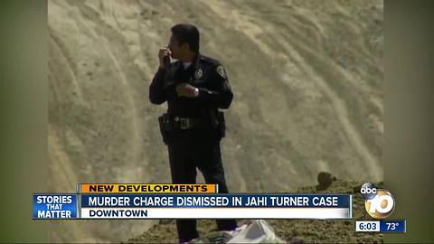 murder charge dismissed in Jahi Turner disappearance